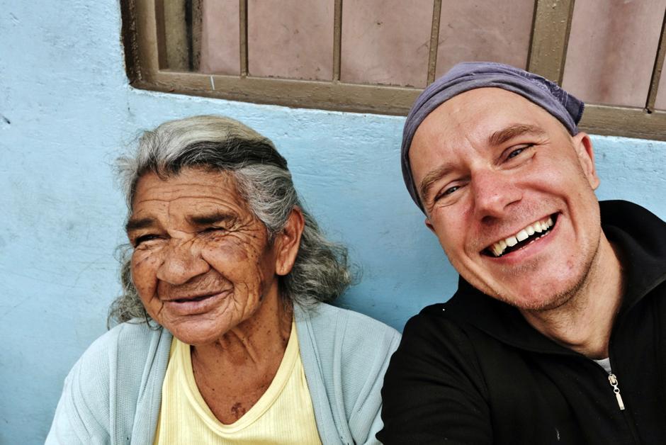 Strzeżysz w Ekwadorze
