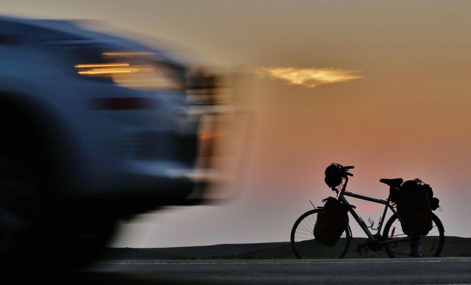 Podróż rowerem przez Peru