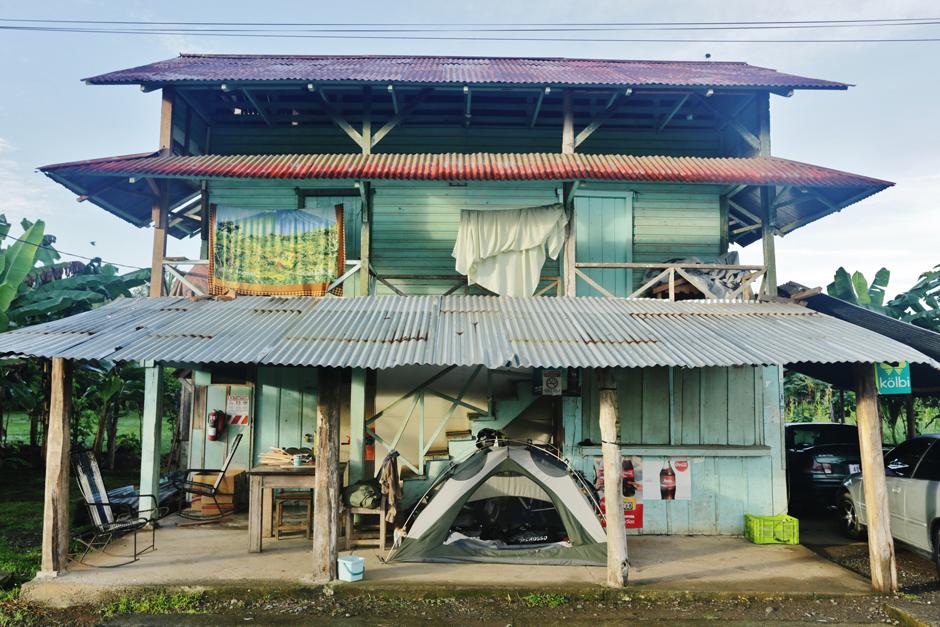 Nocleg w Kostaryce