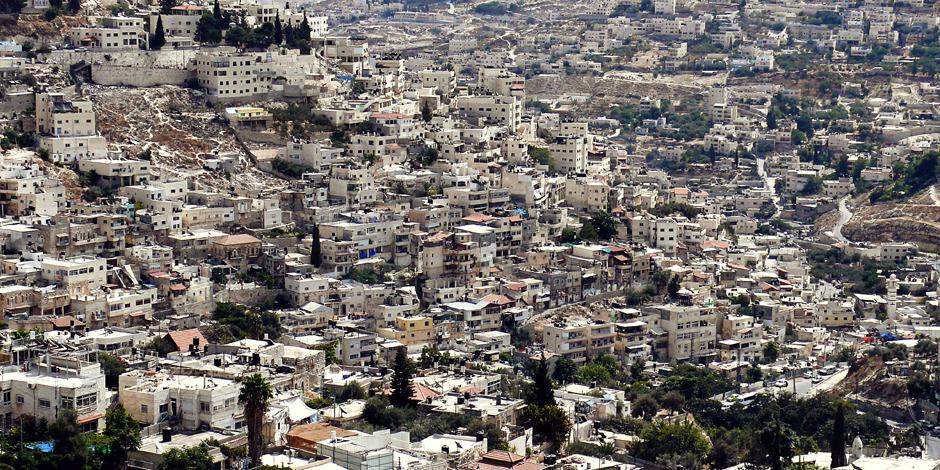 Wschodnia Jerozolima - zdjęcia z Izraela