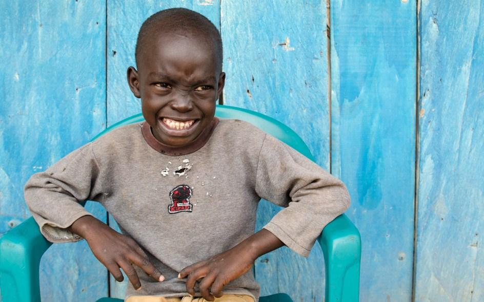 Zły dzieciak, Afryka