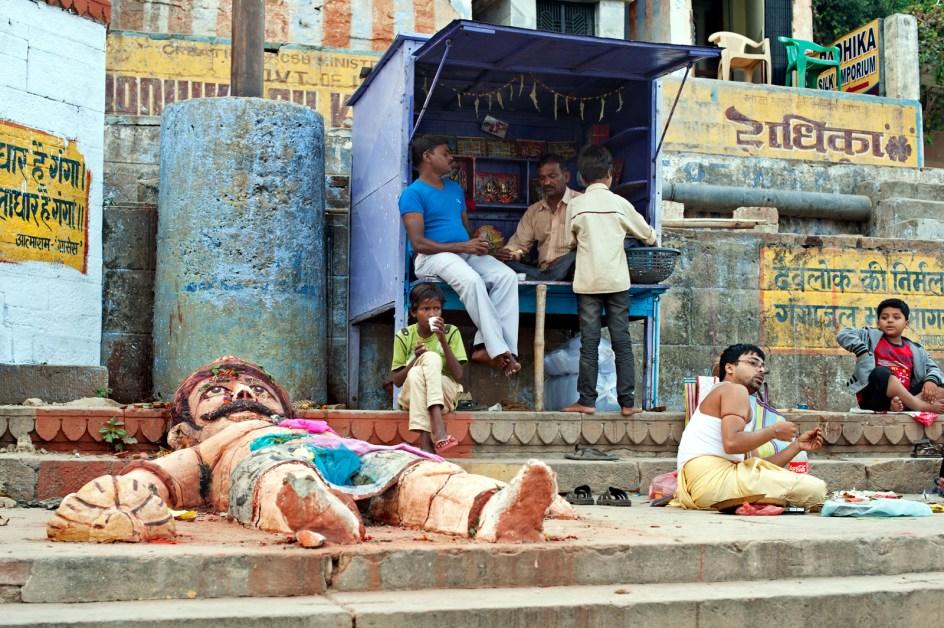 Waranasi, zdjęcia z Indii