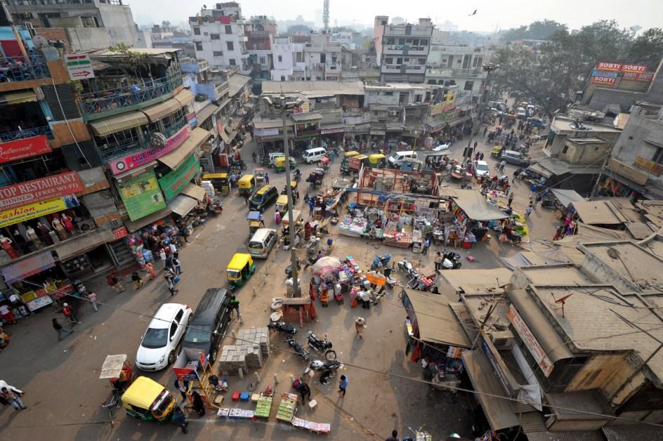 New Delhi, Paharganj
