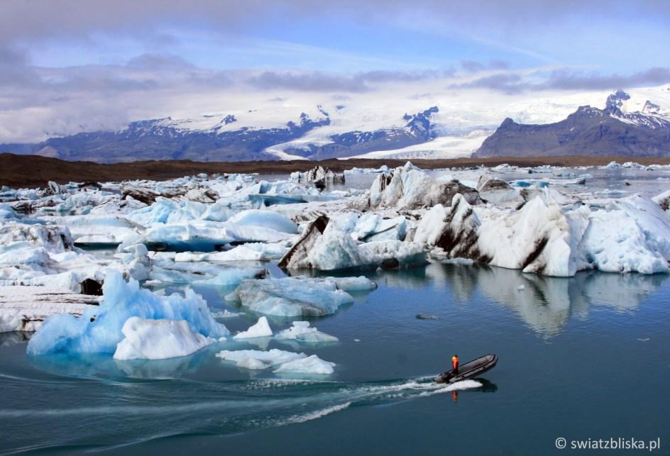 Islandia - kraina lodowców - zdjęcia z podrózy