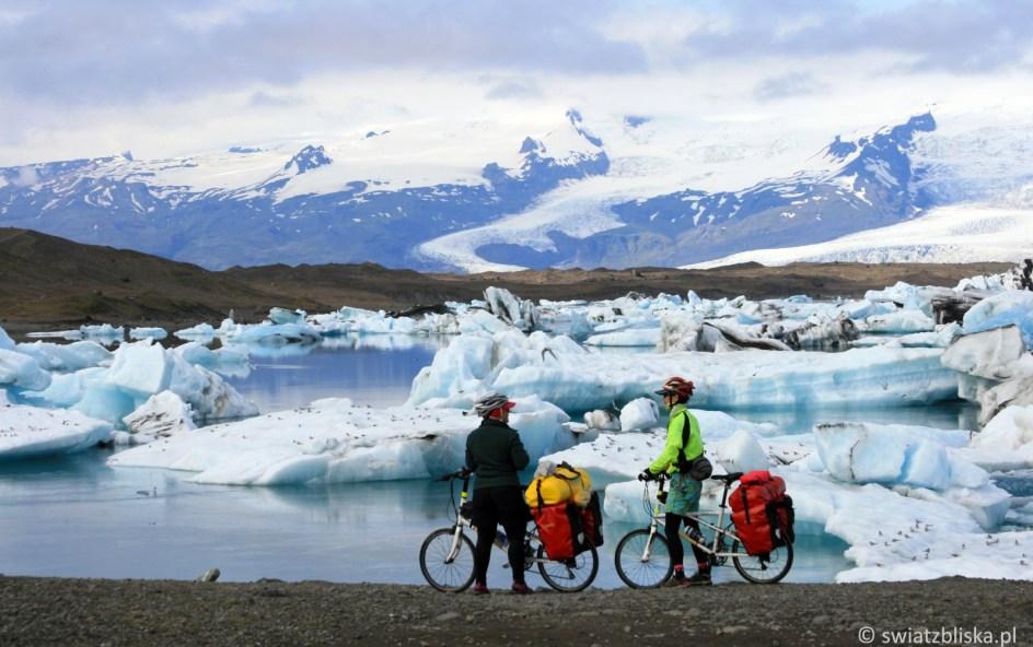 Zima na Islandii - zdjęcia lodowców