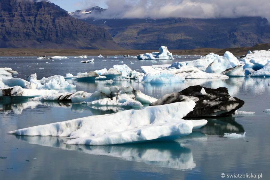Zdjęcia z Islandii - lodowce
