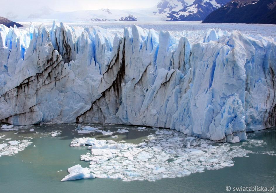 Lodowce Arbgentyny - Perito Moreno - foto