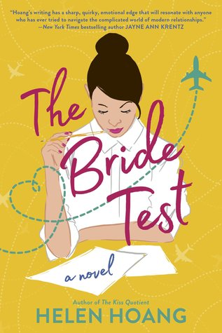 New Books Coming Out In 2019 For Rom Com fans -- check out The Bride Test by Helen Hoang