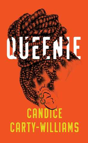 New Books To Read In 2019: Queenie by Candice Carty-Williams and is Bridget Jones's Diary meets Americanah