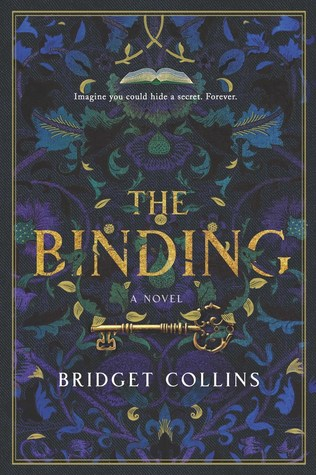 Fans of Sarah Waters and Jessie Burton should add The Binding to their must read book list for 2019!
