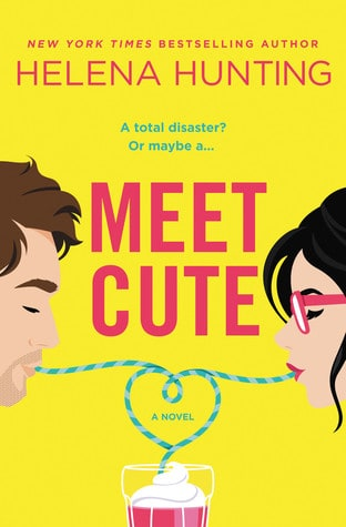 Looking for a romcom on your must read book list of 2019? Check out Meet Cute by Helena Hunting -- a Hollywood happily-ever-after where a famous heartthrob falls for his ultimate fangirl in this sexy standalone romantic comedy.