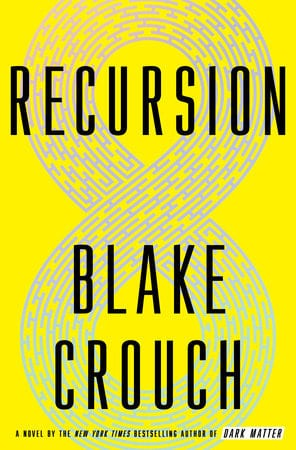 Science fiction fans looking for new books to read in 2019 should check out Blake Crouch's latest book called Recursion!