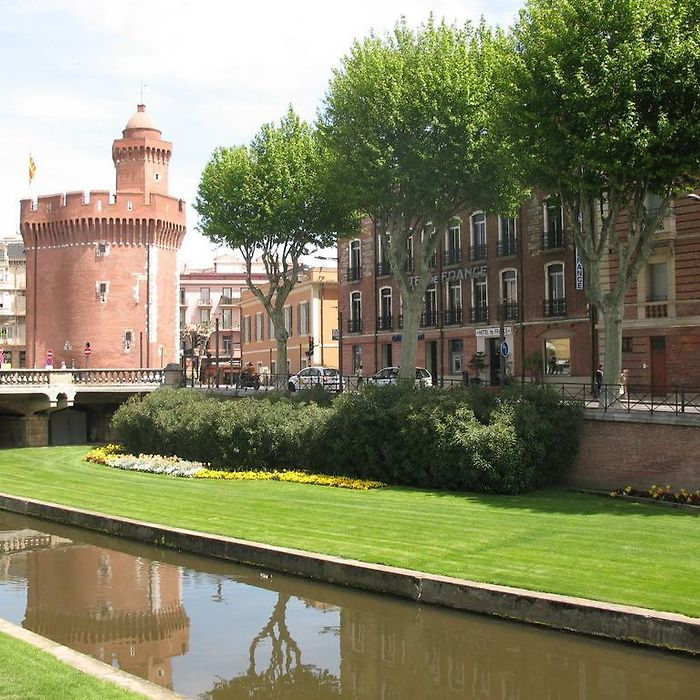 perpignan hotels apartments all accommodations in perpignan