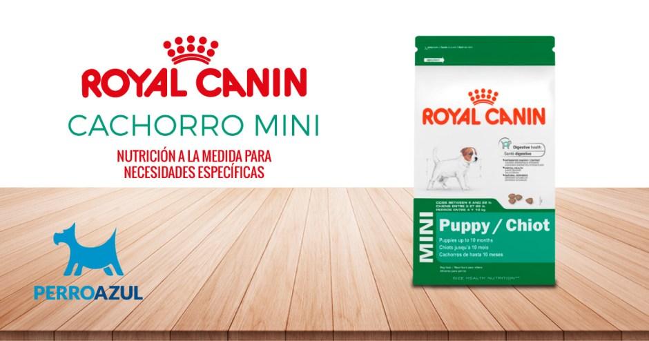 Royal Canin Cachorro Mini