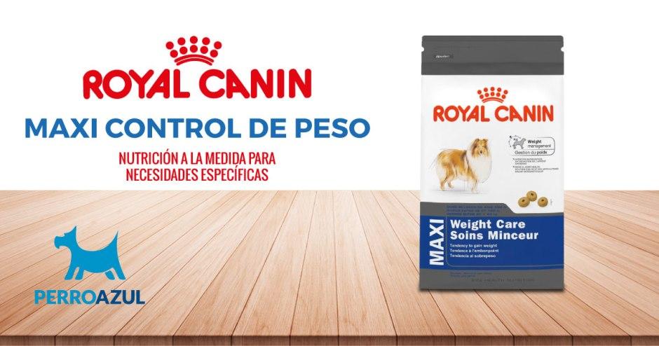 Croquetas para Perro Royal Canin Maxi Control de Peso