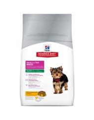 Hill's Science Diet Cachorro Razas Pequeñas y Toy
