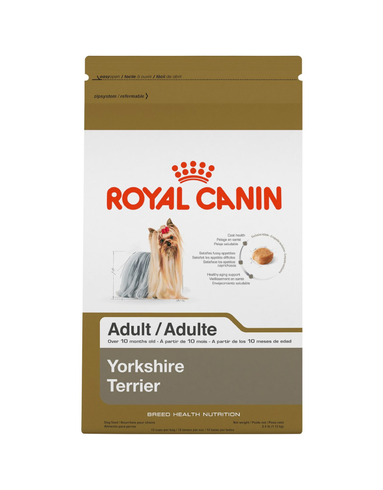Croquetas Royal Canin Yorkshire Terrier Adulto