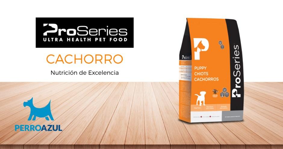 Croquetas Pro Series Cachorro