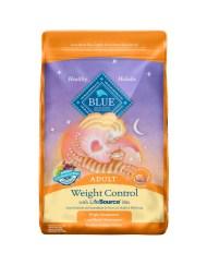 Blue Buffalo Gato Adulto Control de Peso Receta de Pollo y Arroz