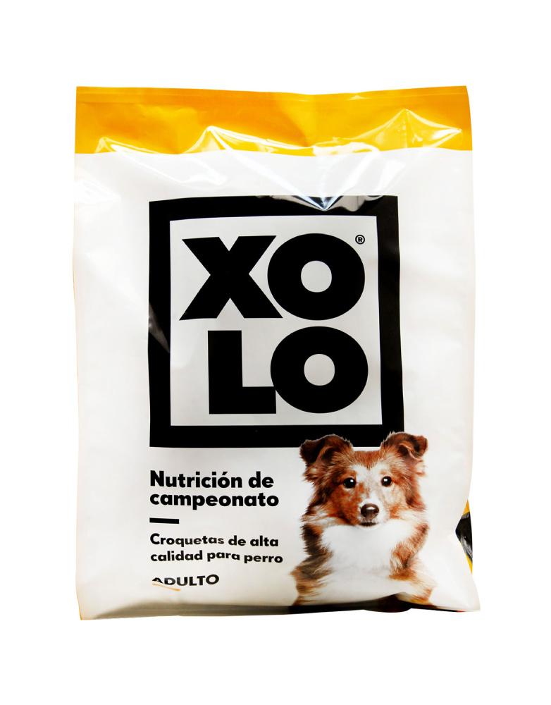 Croquetas para perro XOLO Adultos