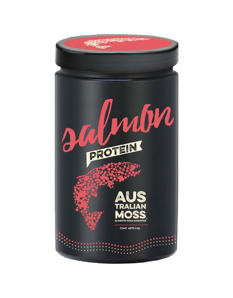 Australian Moss Proteína de Salmón