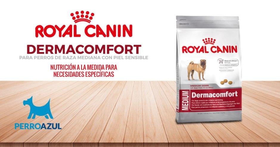 Croqueta para perro Royal Canin Dermacoomfort para Razas Medianas