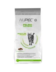 Guía de alimentación Nupec Felino Adulto Hogareño, Adulto Indoor