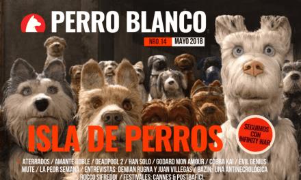 PERRO BLANCO   NÚMERO 14   MAYO/18