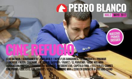 PERRO BLANCO   NÚMERO 2   MAYO / 17
