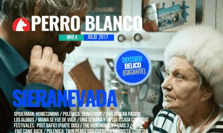 PERRO BLANCO | NÚMERO 4 | JULIO / 17