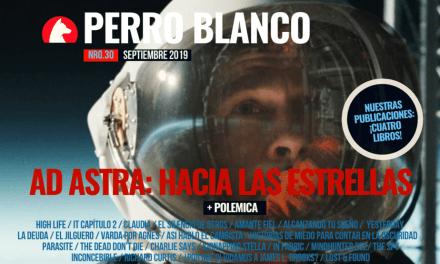 PERRO BLANCO   NÚMERO 30  SEPTIEMBRE / 19