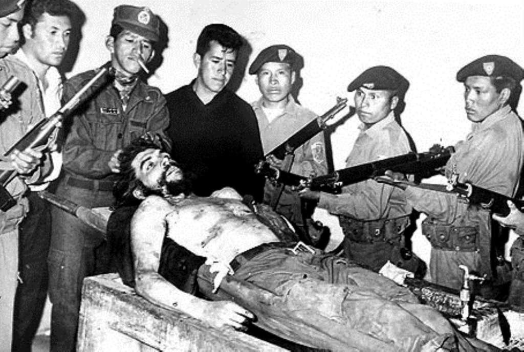 Ché Guevara Asesinado