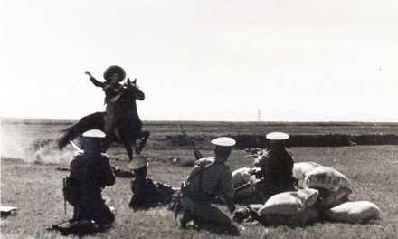 #DossierBélico (16): ¡Vámonos con Pancho Villa!