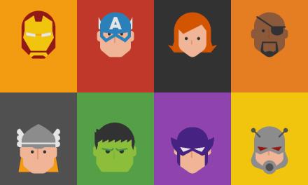 Los íconos y los superhéroes