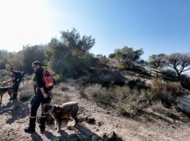 """alt=""""unidad canina localiza cuerpo desaparecido Serra Gelada"""""""