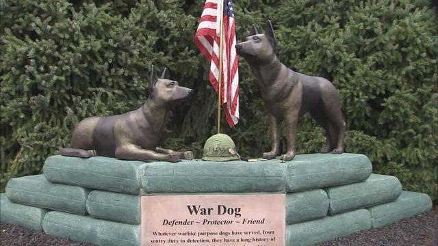 Resultat d'imatges de homenaje animales en lasegunda guerra mundial