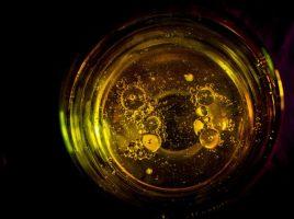agua y aceite