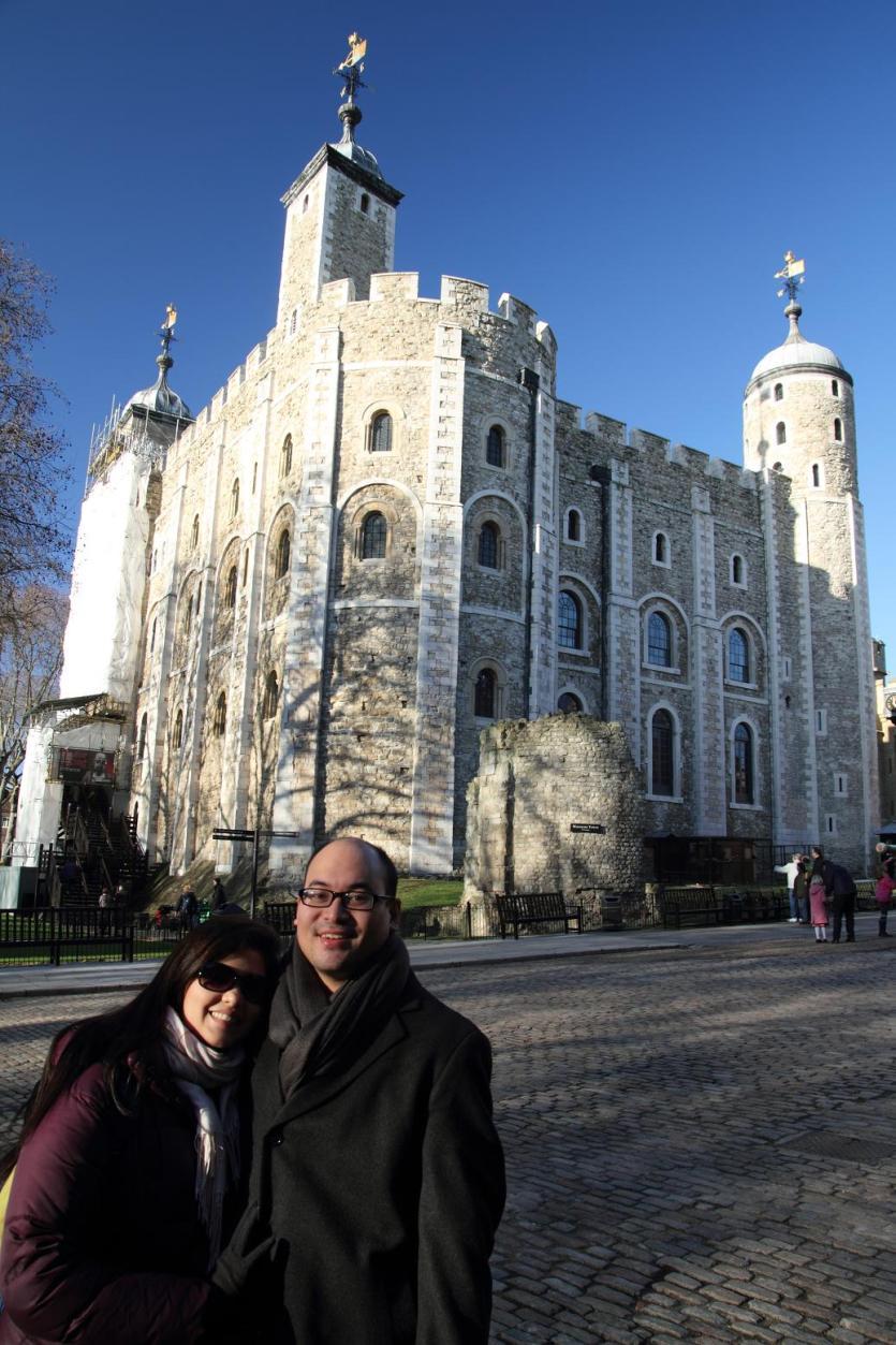 La Torre Blance de la Torre de Londres
