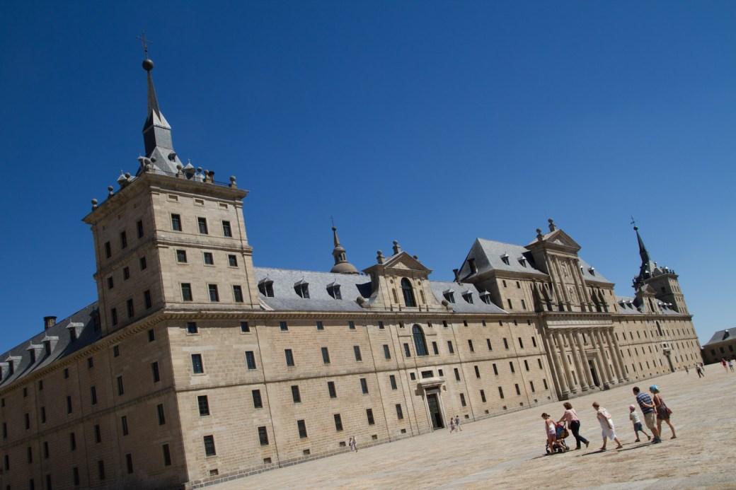 Monasterio de San Lorenzo de El Escorial, España