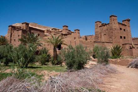 Ksar de Aît-Benhaddou, Marruecos