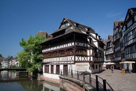 La Petite-France, Estrasburgo, Francia