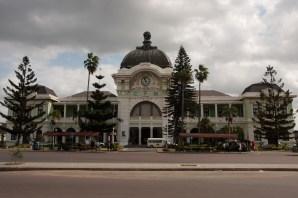 Estación de tren de Maputo, Mozambique