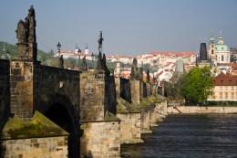 Puente de Carlos, Praga, República Checa