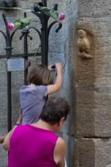 La chouette de Dijon, Francia