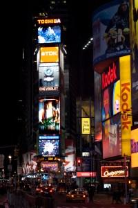Times Square, Nueva York, EE.UU.