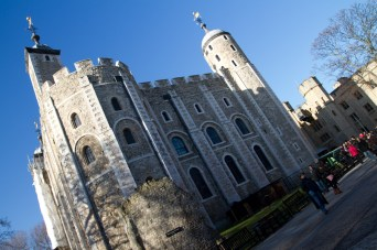 Torre Blanca de la Torre de Londres, Londres, Inglaterra, Reino Unido