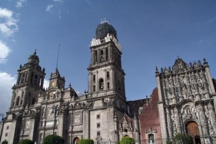 Catedral Metropolitana de la Ciudad de México, México D.F., México