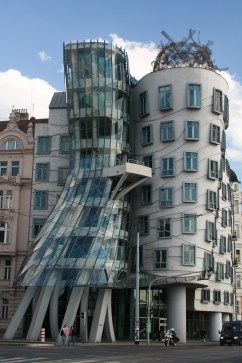 Dancing House, Praga, República Checa