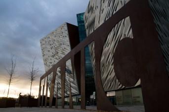 Titanic Belfast, Belfast, Irlanda del Norte