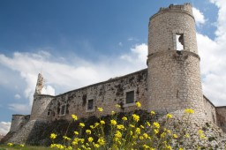 Ruinas del Castillo de los Condes, Chinchón, España